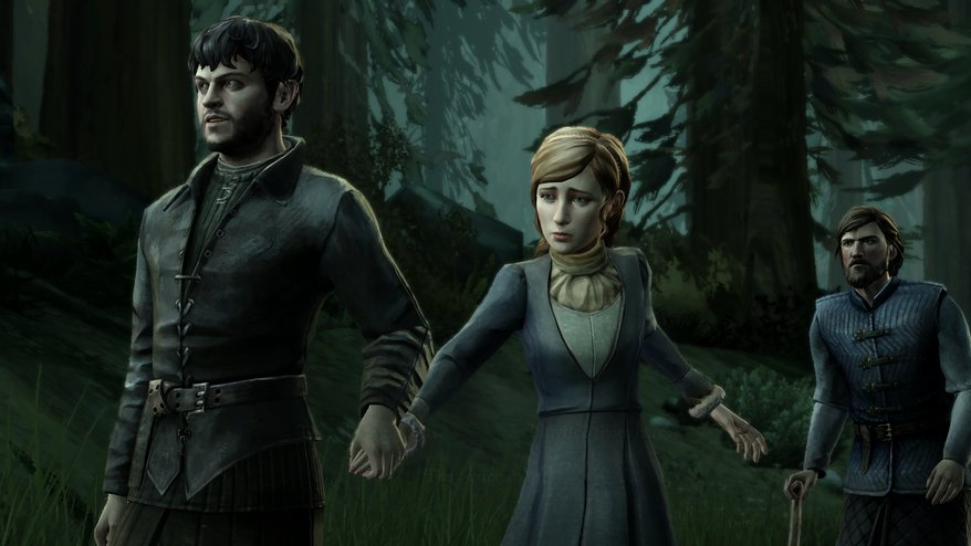 A Nest Of Vipers, episode five of TellTale's Game of Thrones is available 1
