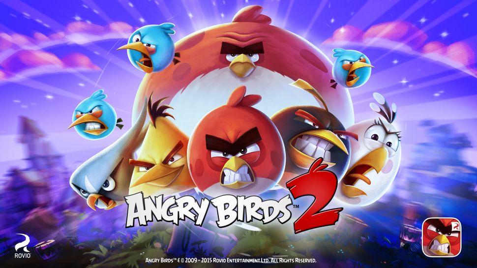 Angry Birds 2 já está disponível no Google Play 1