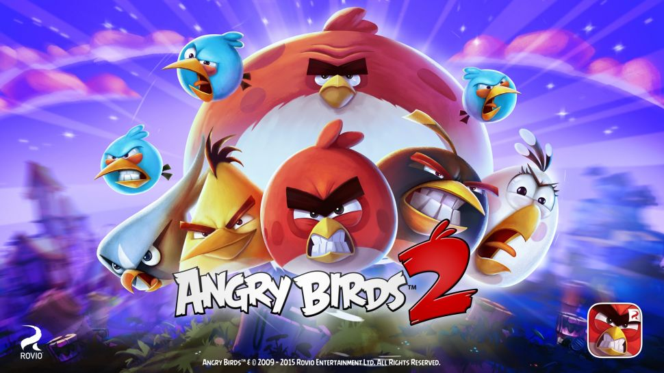 Angry Birds 2 now available on Google Play 1