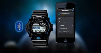 Casio vai lançar um smartwatch em março 2016, presumivelmente 1