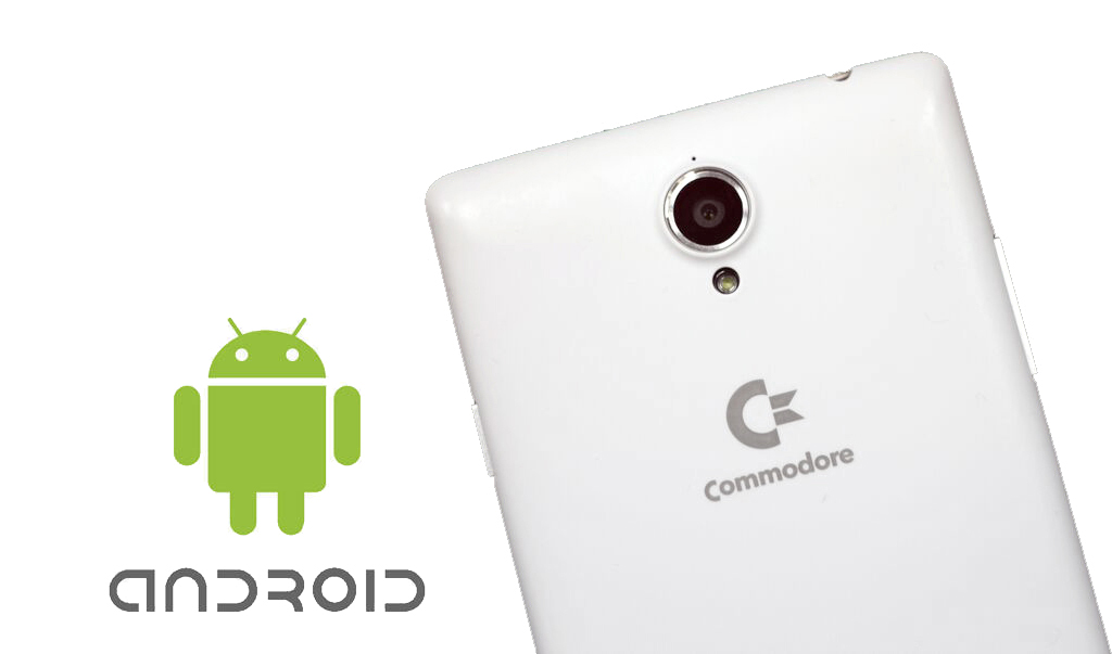 Commodore will be back with its own Android smartphone ...