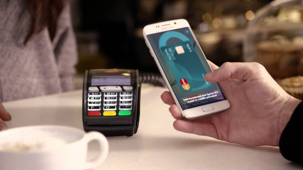 Samsung Pay is already in tests, the answer to Apple Pay and Android Pay 1