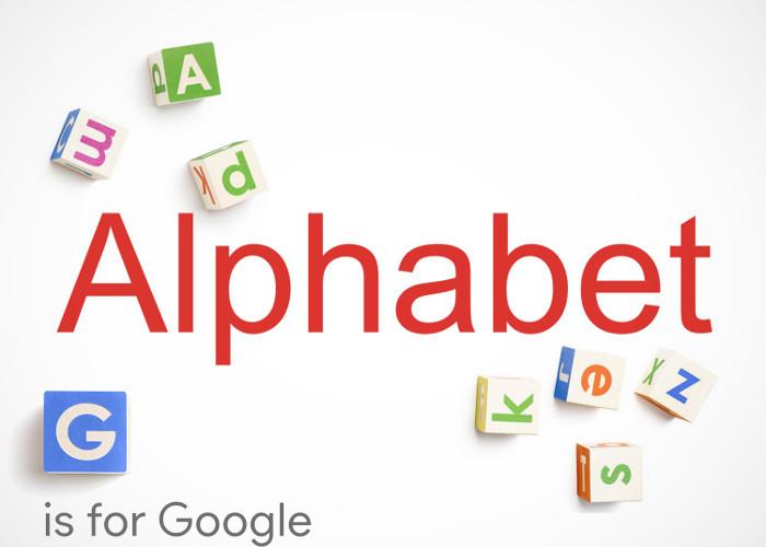Alphabet, a nova mega-corporação que inclui Google 1