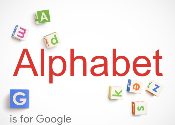Alphabet, the new mega-corporation which includes Google 1