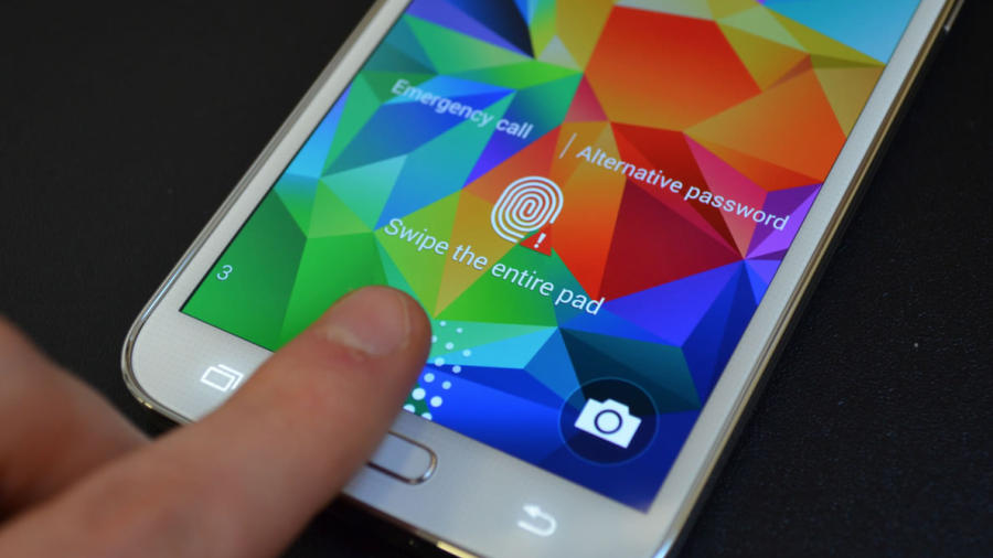 Android leaves the door open to steal fingerprints 1