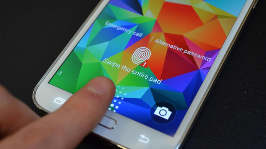 Android no protege del robo de las huellas dactilares 1