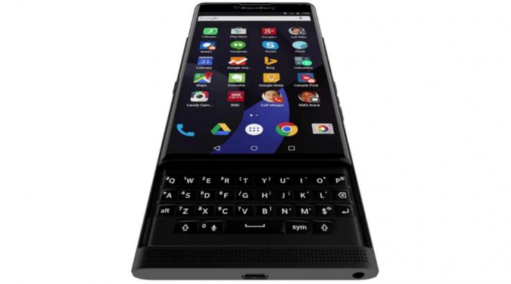 Blackberry Venice, el primer Blackberry con Android, ya es una realidad 1