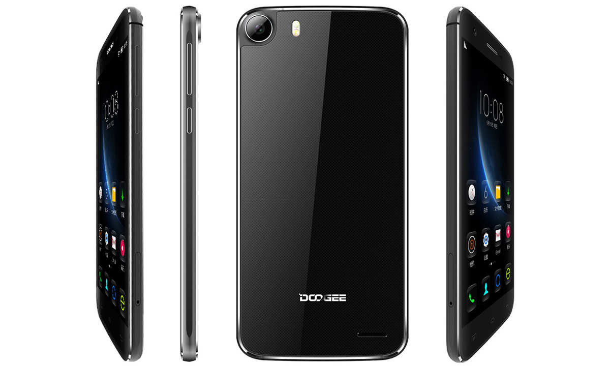 Doogee F3 Pro Review from Gearbest 4
