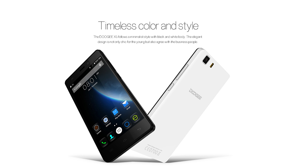 Doogee X5 Review from Everbuying 1