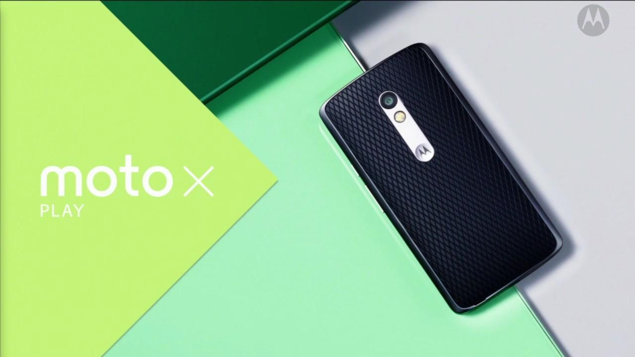 Motorola confirma que el giroscopio no estará en su Moto X Play 1