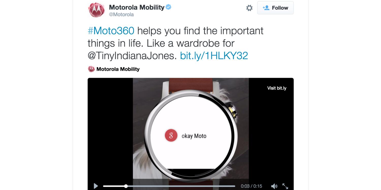 Motorola puede sustituir el Moto 360 con dos nuevos smartwatches 1