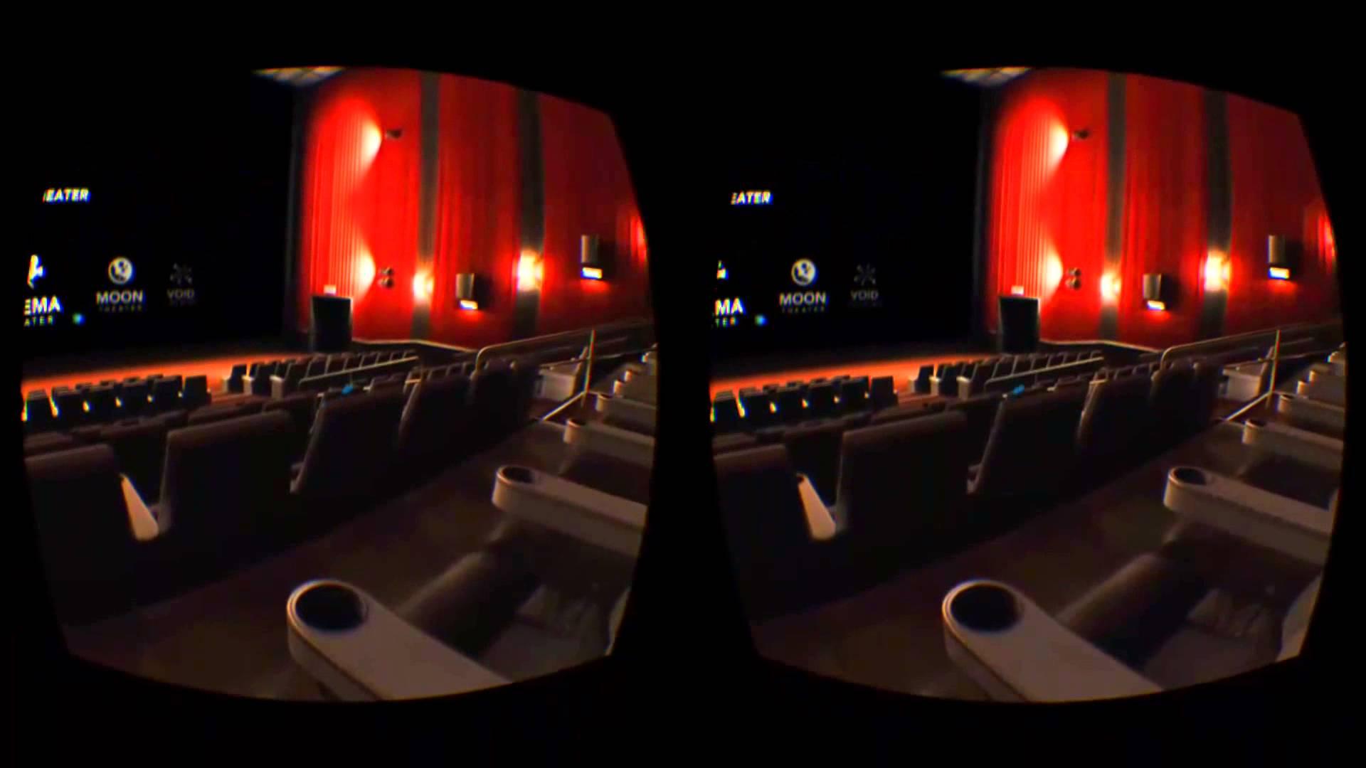Oculus Cinema: La realidad virtual es ahora una experiencia más social 1