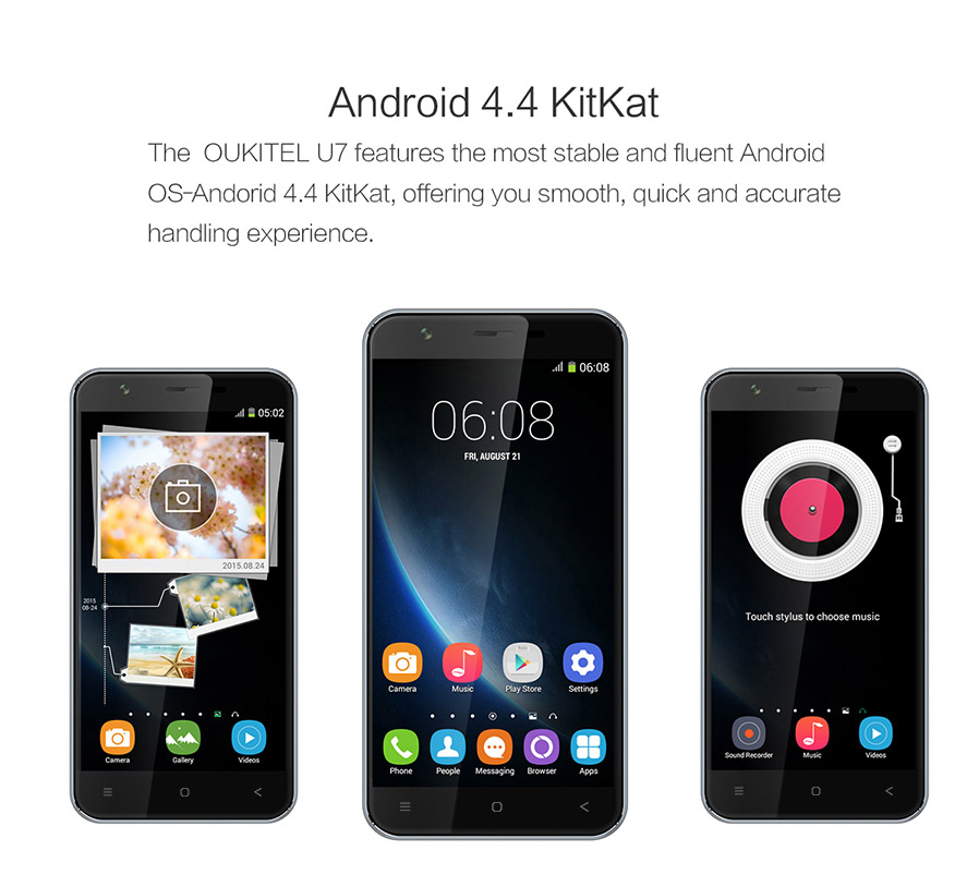 Oukitel U7 Review from Everbuying 3