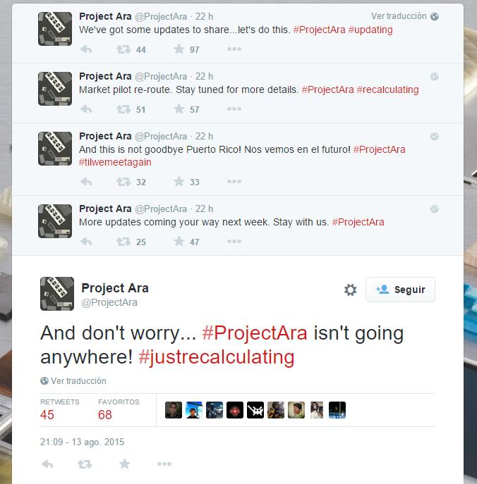Project Ara mostra sinais de vida depois de um tempo 1