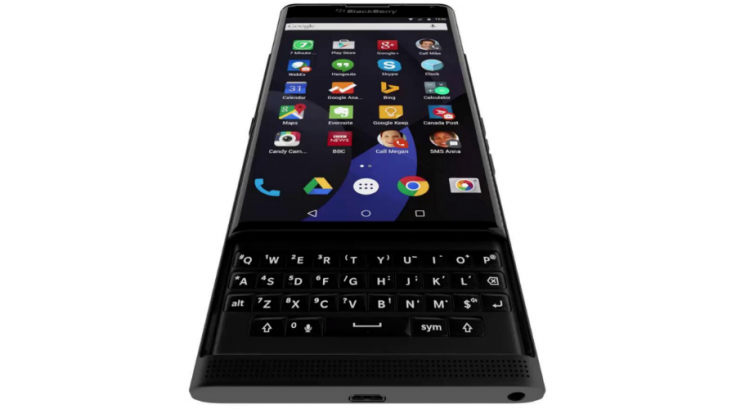 The first BlackBerry with Android is real, and this is its appearance 1