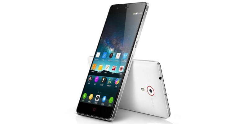 ZTE Nubia Z7 Review from Gearbest 1