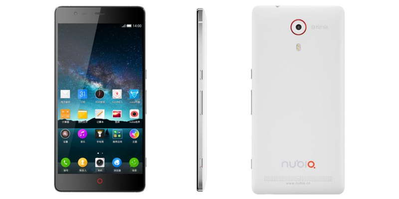 ZTE Nubia Z7 Review from Gearbest 2