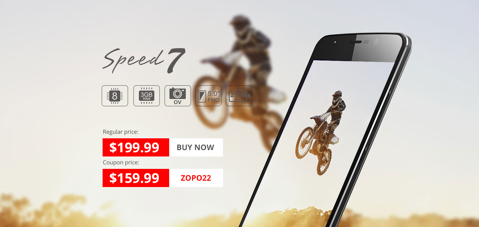 Zopo Speed 7 and 7 Plus Promotion from Everbuying 1