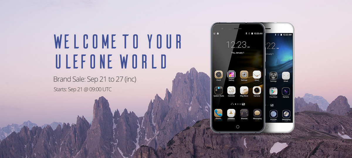 2015 Ulefone Brand sale from Everbuying 1
