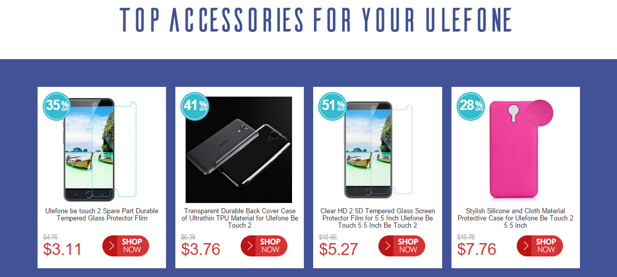 2015 Ulefone Brand sale from Everbuying 5