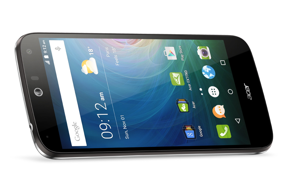 Acer muestra cuatro nuevos smartphones Liquid en IFA 2015, destacando Acer Liquid Z630 y Z530 1