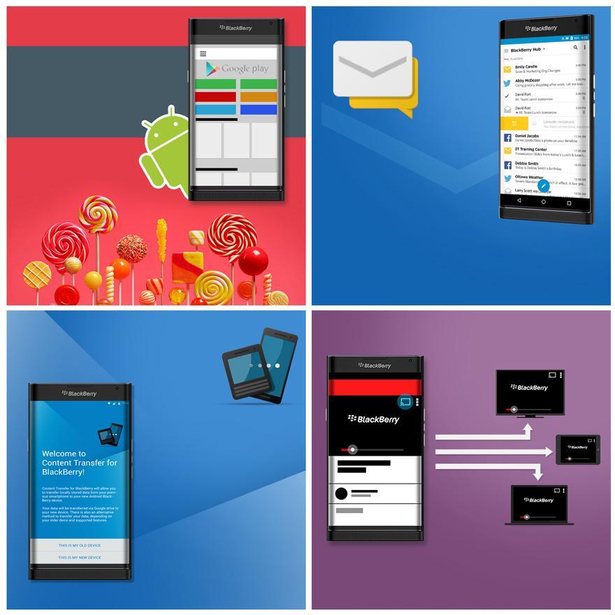BlackBerry con Android es oficial para este ano, BlackBerry Priv 1