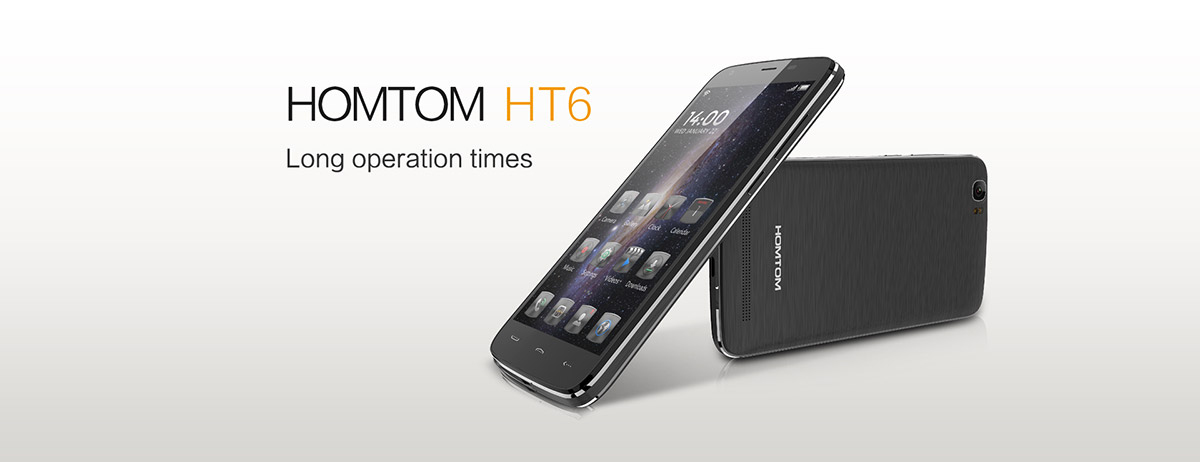 Doogee Homtom HT6 Review from Everbuying 1