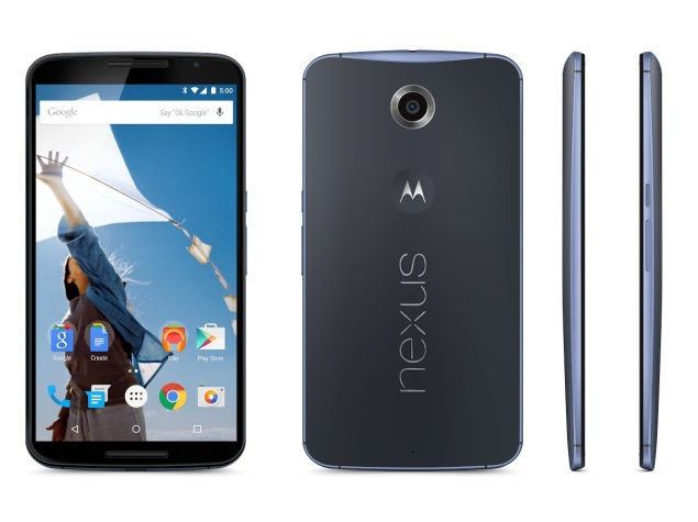 Google Nexus 6 ja esta esgotado no Google Store ... e retirado do mercado? 1