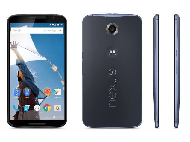 Google Nexus 6 ja esta esgotado no Google Store ... e retirado do mercado? 1