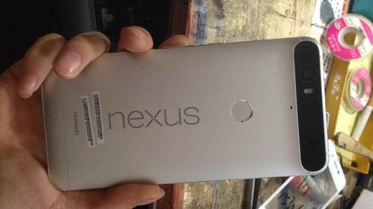Huawei Nexus aspira a ser el primer Nexus con almacenamiento de 128 GB 1