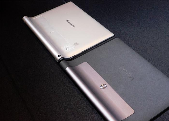 Lenovo Yoga Tab 3 y Tab 3 Pro son la innovación trasladada al mundo de las tablets 1