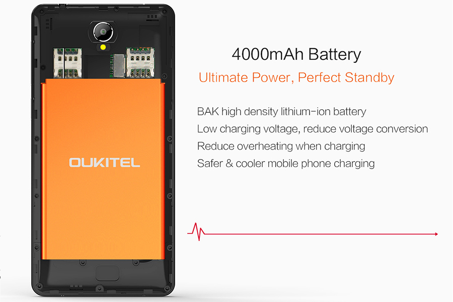 Oukitel K4000 Review from Everbuying 1