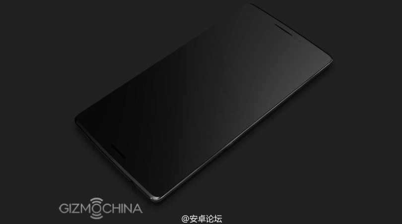 Primeira imagem de OnePlus X, o novo telefone esperado antes do final do ano 1
