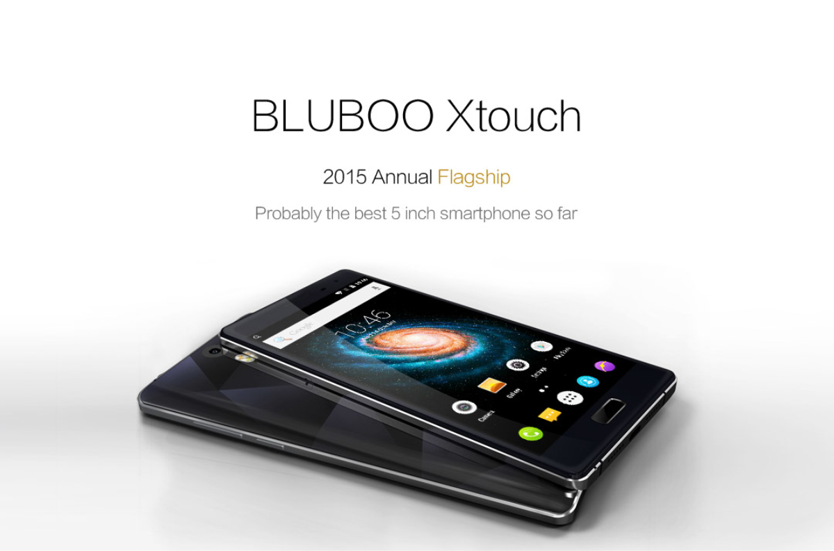 Bluboo Xtouch Review desde Gearbest 1