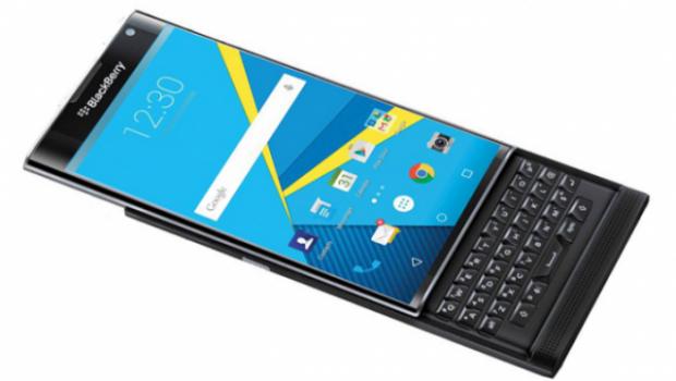 Data de lançamento e detalhes do Blackberry Priv com Android já disponíveis 1