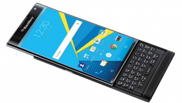 Fecha de lanzamiento y detalles del Blackberry Priv con Android ya disponibles 1