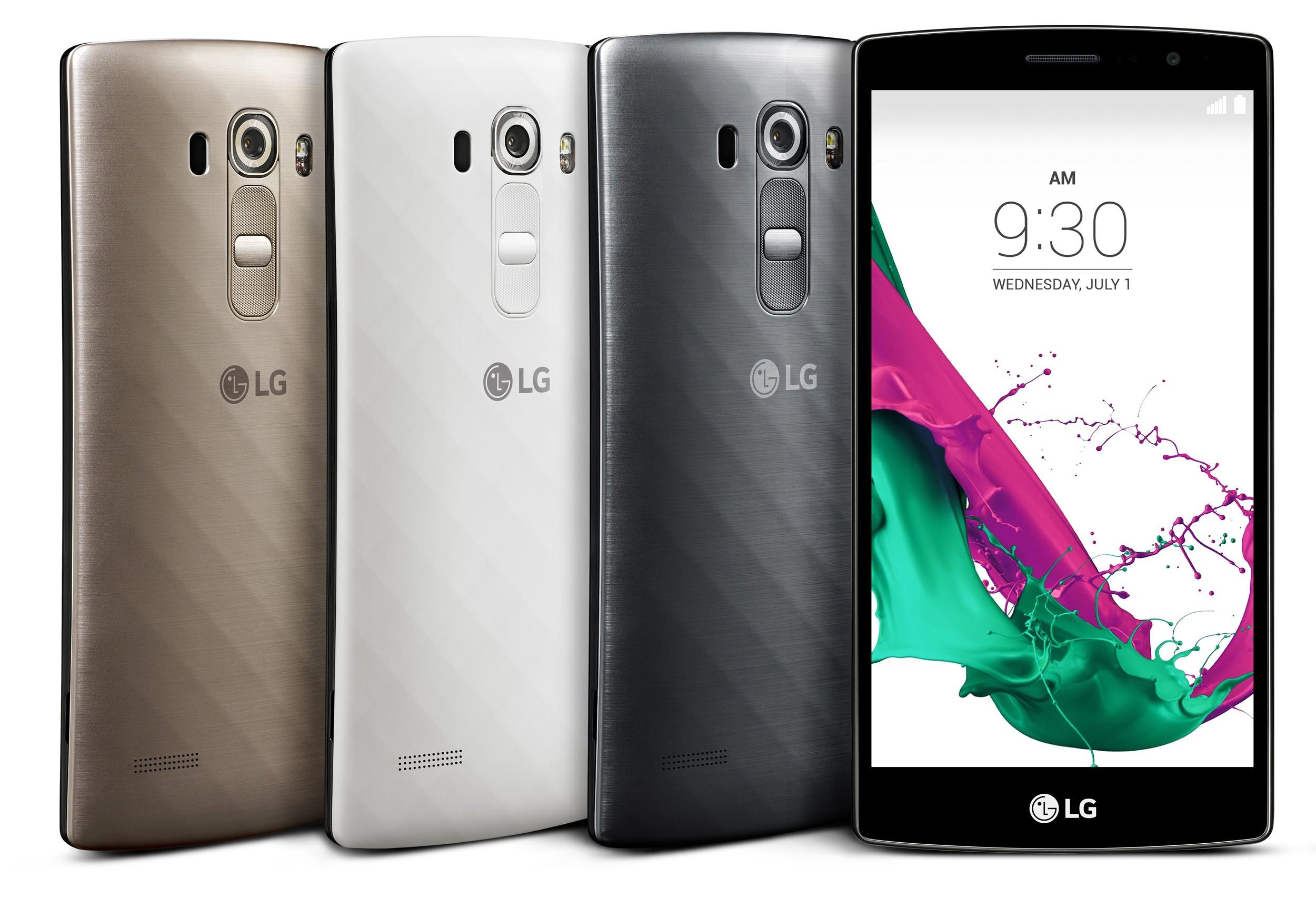 Firmware de Android 6.0 Marshmallow agora disponivel em LG G4 para fazer flash 1