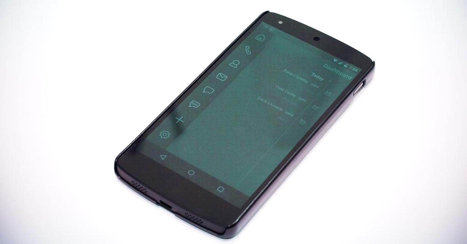 GranitePhone es el mas moderno de los smartphones ultra-seguros disponibles 1