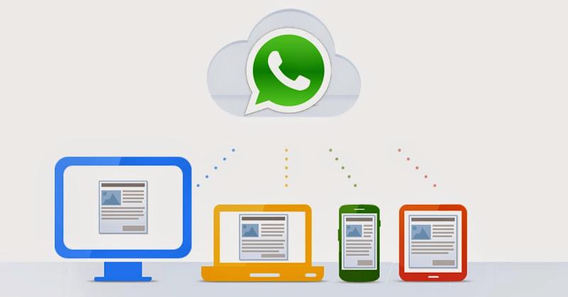 Integração de WhatsApp com o Google Drive é oficial em sua última atualização 1