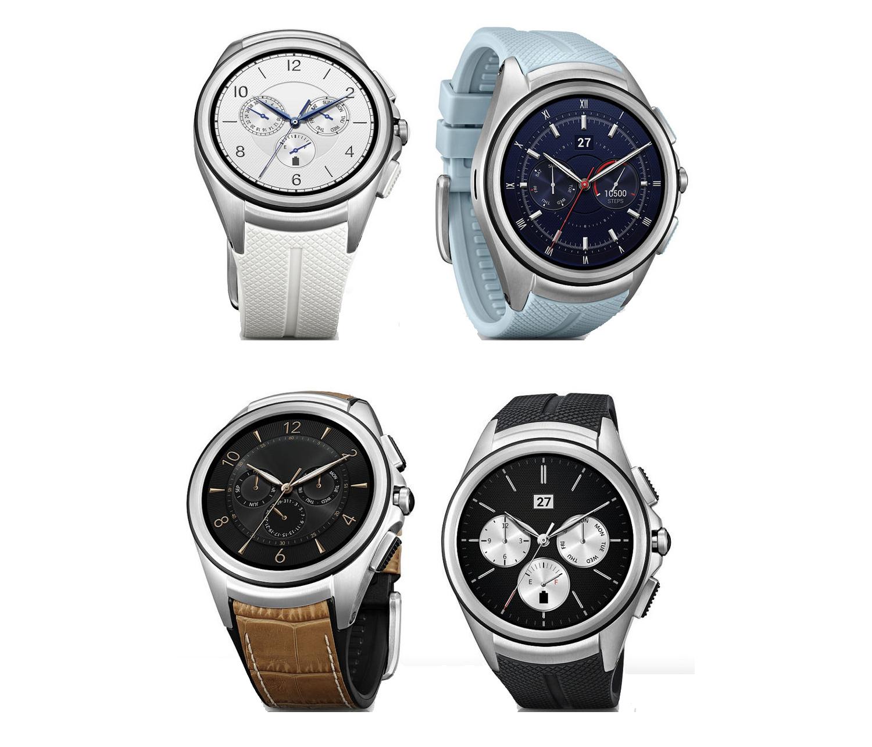 Relógio -LG Watch Urbane 2nd:Especificações