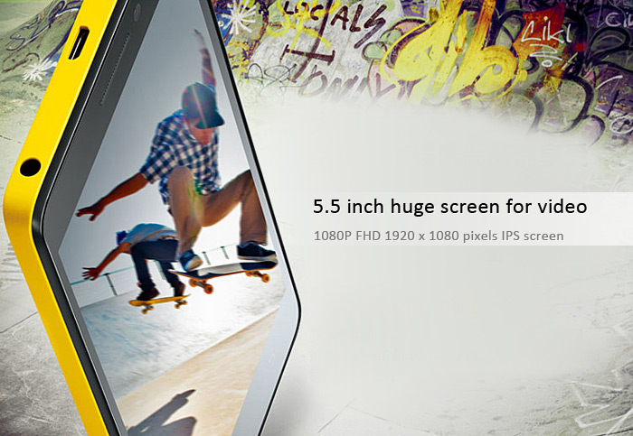 Lenovo K3 Note Review desde Gearbest 3