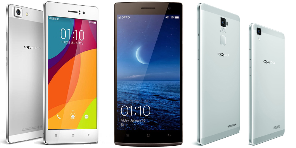 Oppo develops an exclusive ROM called AOSP Project 1