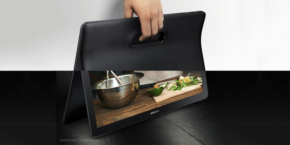 The tablet Samsung Galaxy View already has release date and price confirmed 1