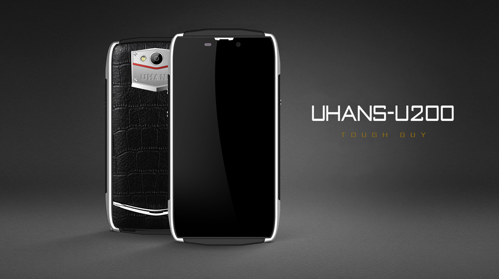 Uhans U200 Review desde Gearbest 1
