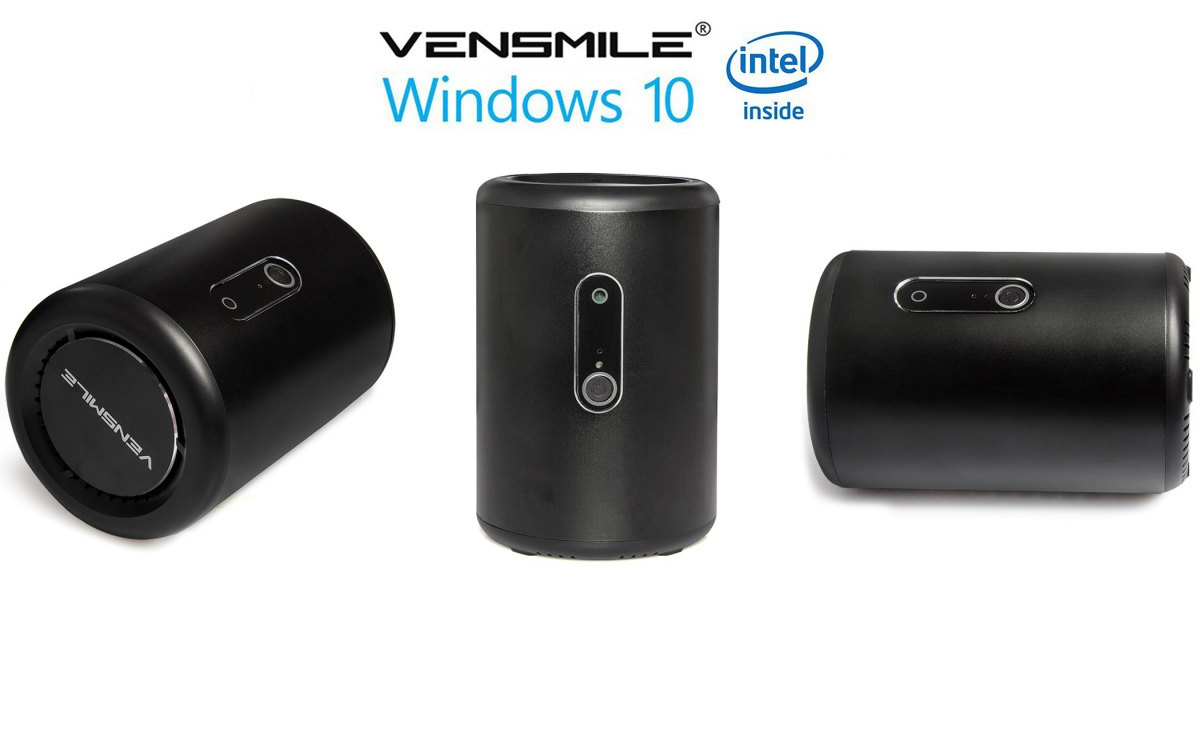 Vensmile i10 Mini PC Review desde Gearbest 1