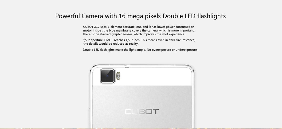 Cubot X17 Review from Gearbest 4