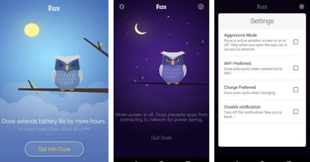 Doze puede estar disponible en tu Android mas antiguo 1