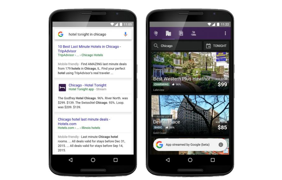 Google permite testar aplicativos de Android antes de fazer download 1