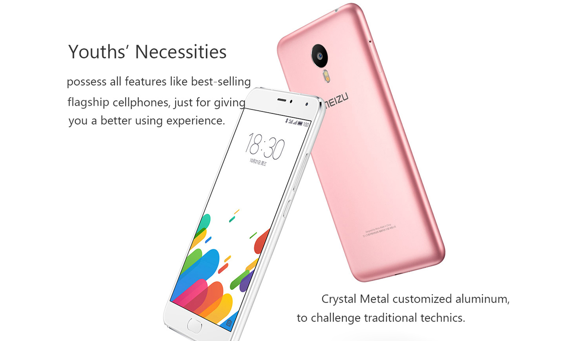 Meizu Metal Review from Gearbest 1