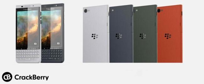 Primeiras imagens do 'Vienna' disponiveis, o segundo dispositivo Android de BlackBerry 1